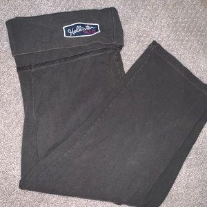 Hollister Capris Yoga Pants